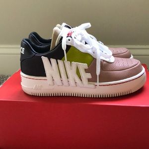 Nike Air Force 1 Upstep Force Is Female